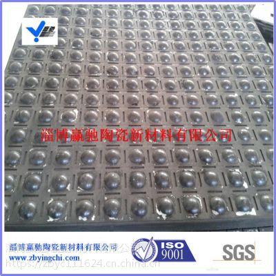 厂家直供三合一二合一耐磨陶瓷橡胶复合板