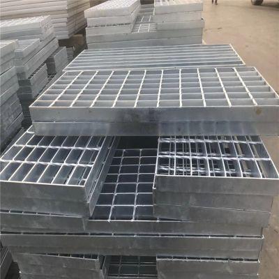 金属地沟格栅 排水用格栅板 热镀锌网格栅