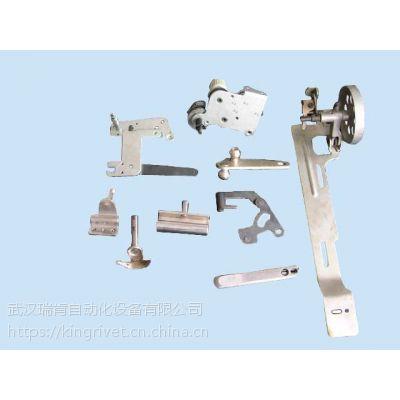 武汉瑞肯BM12TQ安全带铆接机,锁扣铆钉机,手术刀旋铆机