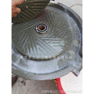 电动米浆石磨 芝麻香油石磨机 电动石磨米浆机磨芝麻酱电动石磨