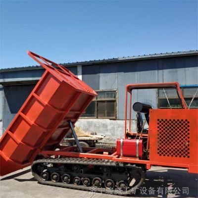 厂家直销多功能四不像履带运输车 多功能农用履带车 橡胶履带车
