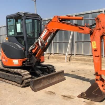 原装二手挖掘机日立EX30U-2低价转让 3吨左右的二手小挖机