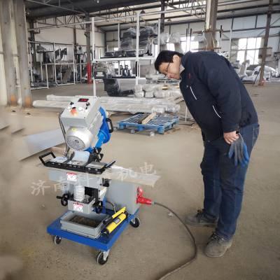 天津铣刨机价格 GMMA-60S经济型 自动平板铣边机品质卓越