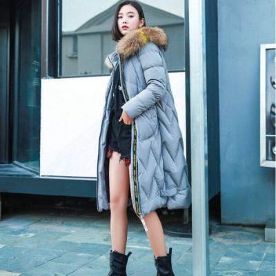 武汉服装批发市场虫虫高端羊绒女款大衣走份批发