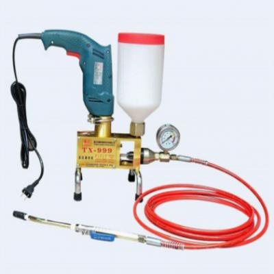微型电动高压灌浆机聚氨酯