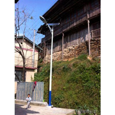 衡阳路灯 衡阳6米路灯杆现货供应 衡阳路灯厂家浩峰照明