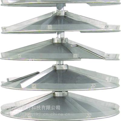 江苏厂家直销钢制圆形西药架 旋转药架
