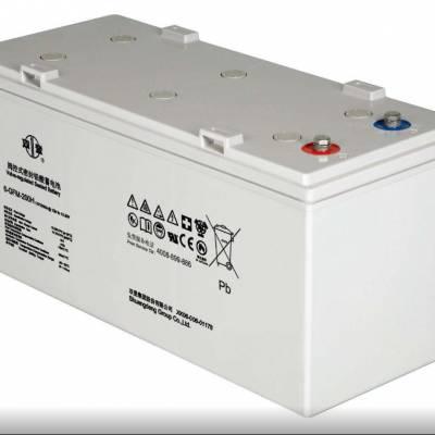 呼伦贝尔双登免维护电池-6-FMX-200批发价格