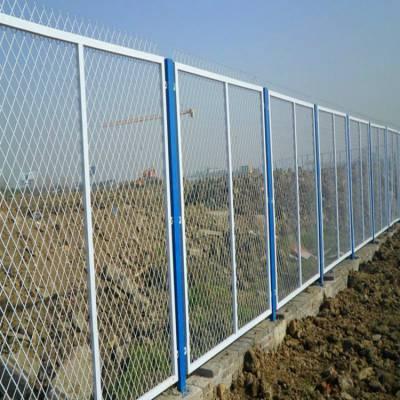 敖汉旗高速公路隔离栅图片-围栏-港口隔离栅