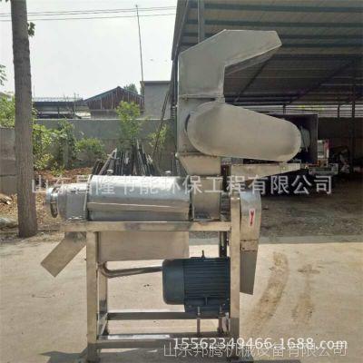 直销不锈钢大型商用蔬果榨汁机 挤压生姜榨汁机邦腾制造