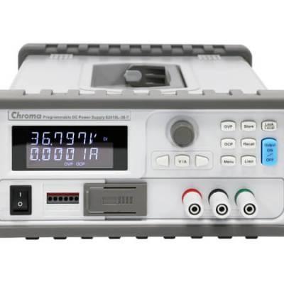 Chroma/致茂台湾62000L直流电源供应器