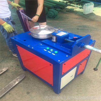 永兴机械平台弯管机90度直角弯管机操作简单价格实惠