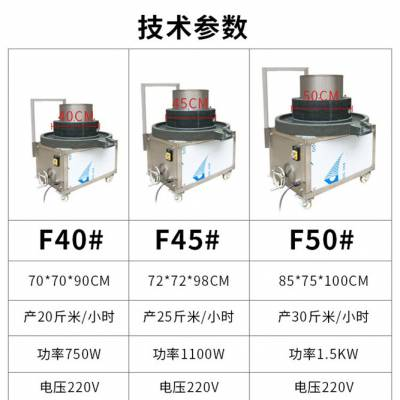 惠辉机械(图)-广东云浮石磨肠粉机-石磨肠粉机