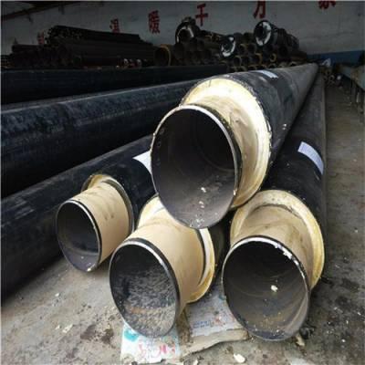 河南省洛阳市新安,聚氨酯预制直埋保温管,地理复合直埋预制架空保温管厂家