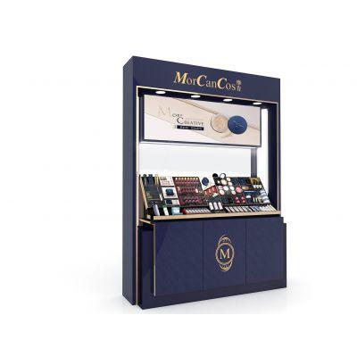 品牌彩妆优质展示柜加工定制厂家直销