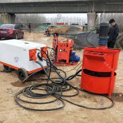 久钻桥梁加固注浆钻机 基础工程注浆钻机ZLJ-350坑道钻机