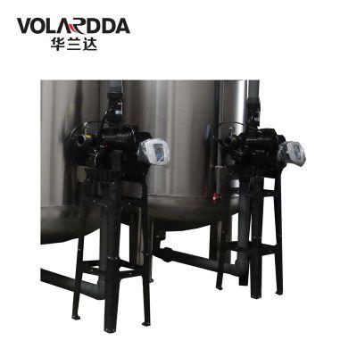 南宁工业冷却系统专用软化水设备 华兰达HLD-30T离子交换器有效去除水中钙镁钠离子