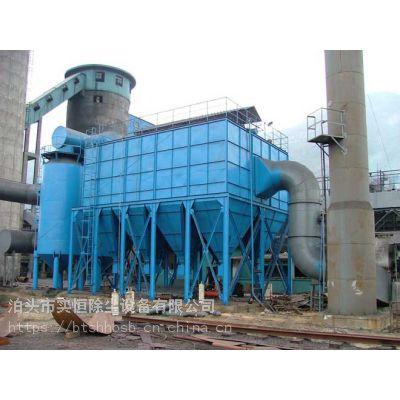 实恒为辽宁橡胶厂定制200袋脉冲布袋除尘器良心商家品质如一