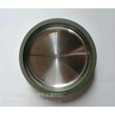 树脂轮金刚石磨边轮玻璃磨轮砂轮倒角轮磨具厂家直供