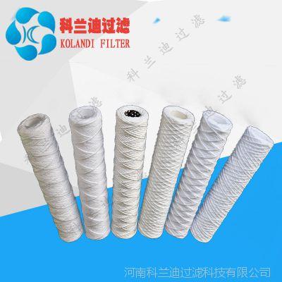 湛江有效截留杂质过滤器缠绕滤芯尺寸
