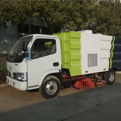 国六东风福瑞卡洗扫车|厂家现车直销免交购置税|欢迎来电咨询