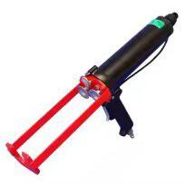 供应德国卫仕气动胶枪 双组份组角胶专用工具 双组份组角胶气动胶