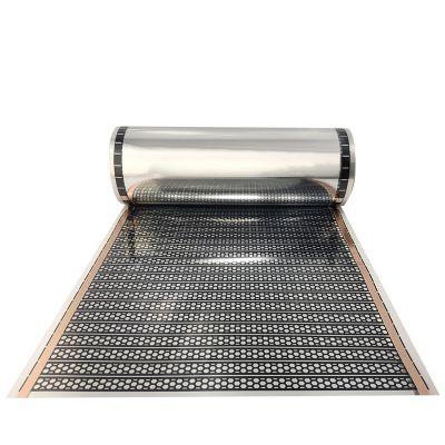 瓷砖电热膜 750*750尺寸电热膜 适合800*800瓷砖地暖 复合PET镜面铝箔