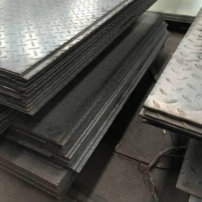 现货批发花纹板 、Q235B防滑热轧花纹板 、可加工切割折弯配送