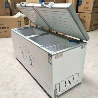 大型商业冷藏柜、工作台/大型立体冰箱、厨房冰柜源头产地-金宏通淄博