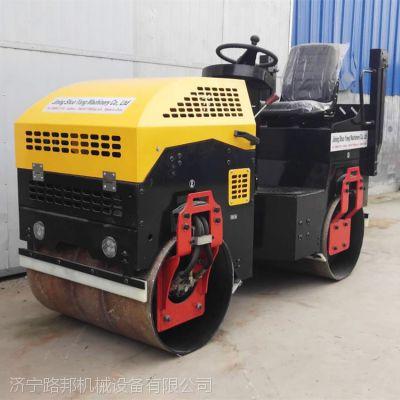 路邦机械座驾式2吨压路机 全液压压路机 小型柴油压路机厂家