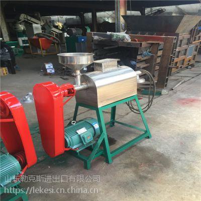山东勒克斯供应大型粉条粉丝机小型粉丝机械设备单相电粉条机