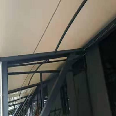 张拉膜结构 车棚 钢结构车棚 张拉膜车棚