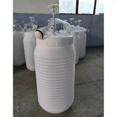 高压脚踏式压力水桶 旱厕改造用冲水桶 干净卫生等优点 品牌成信