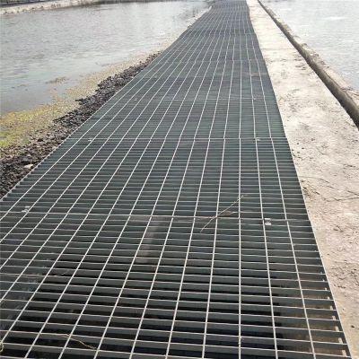 平台钢格栅厂家 热镀锌钢格栅厂家 成品沟盖板