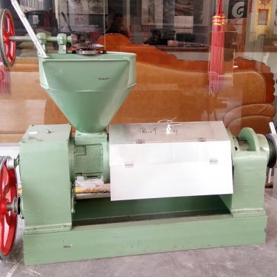 生熟多用榨油机 花生生熟榨油机价格 直销花生大豆棉籽多功能榨油设备厂家