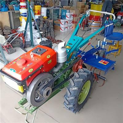 水田旱田手扶旋耕机 农用多功能手扶耕地机价格 果园手扶犁地拖拉机厂家