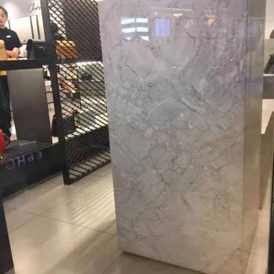 北京威盛亚防火板 服装展示,装饰台面,服装店指定 8150-07 冰清翠白