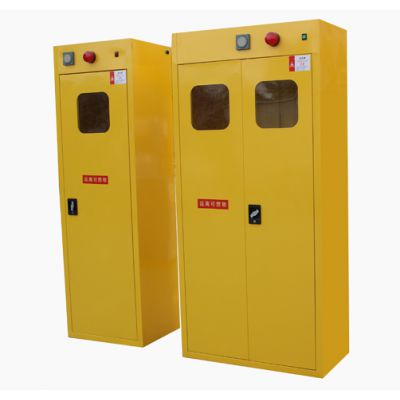 深圳防爆气瓶柜乙炔氢气储存柜厂家 价格