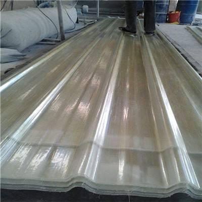 贵州省榕江县聚酯不发黄900型1.0mm大棚采光板 FRP透明瓦大量供应