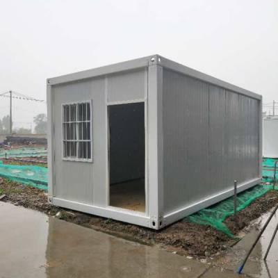厂家订做 工地 集装箱房 箱式房 打包箱房 快拼箱房 住人集装箱 咸阳