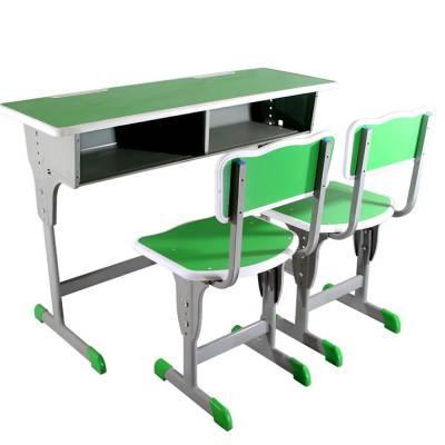 清镇实木课桌椅厂家 补习桌椅 一站式办公服务