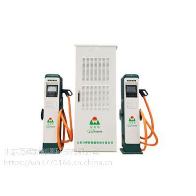 新能源电动汽车 120kW直流充电桩 新疆公司