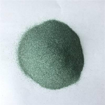 河南四成供应绿色金刚砂 金刚石磨片制造用绿碳化硅