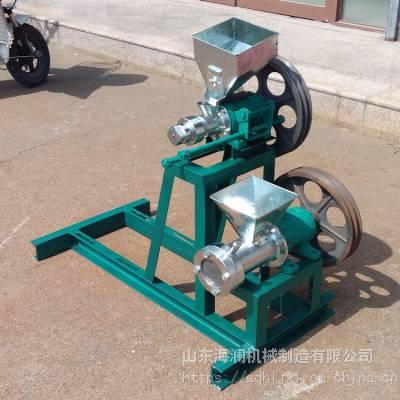 玉米弯管膨化机 多功能食品膨化机 自熟式爆米花机器