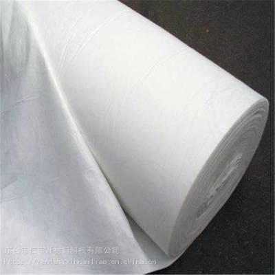 005-1厂家直销短纤400g国标土工布 工程路面路基专用隔离过滤防护土工布