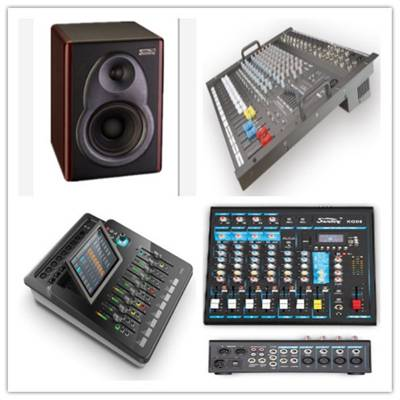 Soundking 音王 紧凑小型数字调音台 DM20