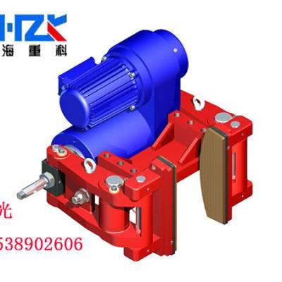 DLZ系列电动轮边制动器