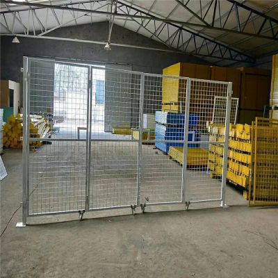 工厂仓库隔离栅 框架防护网 机械设备防护网厂家