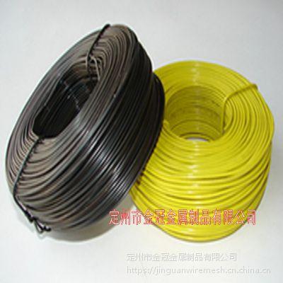 供应镀锌小盘丝 PVC涂塑小卷丝 小盘绑丝