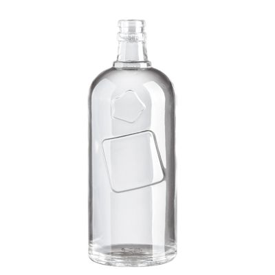 厂家专业定做高中低档玻璃瓶 250ml白酒瓶 XO洋酒瓶 牛栏山酒瓶 100ml小酒瓶